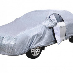 Prelata Mercedes E W210/ W211 / W212 impermeabila vatuita  cu fermoar usa sofer