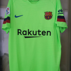 Tricou Barcelona S,M (embleme brodate)