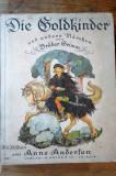 Die Goldkinder und andere marchen - Fratii Grimm - povesti copii