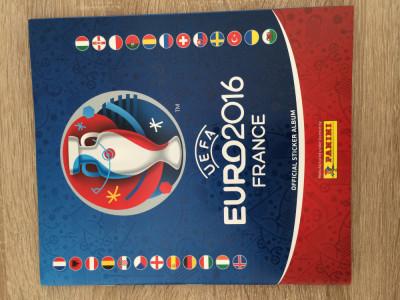 Panini Euro 2016 Album gol (Versiune Romania) foto