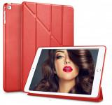 "Cumpara ieftin Husa Tableta Apple iPad 9.7"" 5Th Generation 2018 IPad Air 5 ofera protectie Ultrasubtire Lux Oregami Red"