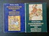 FLORIAN DUDAS - MANUSCRISELE ROMANESTI DIN BISERICILE BIHORULUI 2 volume