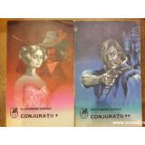 Conjuratii 2 vol., Alexandre Dumas