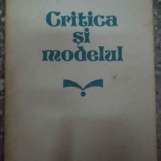 Critica Si Modelul - Valentina Marin Curticeanu ,290621