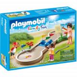 Set de Constructie Mini Golf - Family Fun, Playmobil