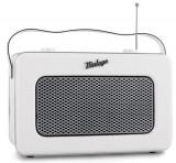 Radio AKAI APR-200, Tuner AM/ FM, Portabil, 2 W (Alb)