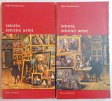 ISTORIA ISTORIEI ARTEI,2 VOLUME-UDO KULTERMANN,BUCURESTI 1977