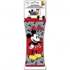 Protectie centura de siguranta Mickey Disney Eurasia, 19 x 8 cm