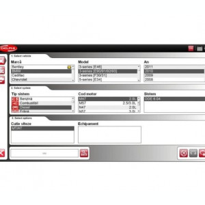 Tester Auto Diagnoza Bluetooh Delphi DS150E - Model hardware 2018 - Relee NEC