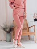 Pantaloni de trening femei PLR045 - roz, M/L, XS/S