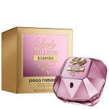 Paco Rabanne Lady Million Empire EDP 80 ml pentru femei
