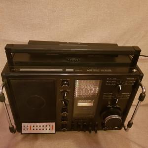 radio philips 990 Portable World Receiver 9 Band FM/MW/LW/MB/SW Radio