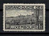 LUXEMBURG  1923 - Peisaje,  MNH (RAR), Nestampilat