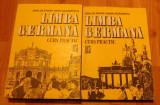 Limba germana - curs practic de Emilia Savin, Ioan Lazarescu (2 vol.)
