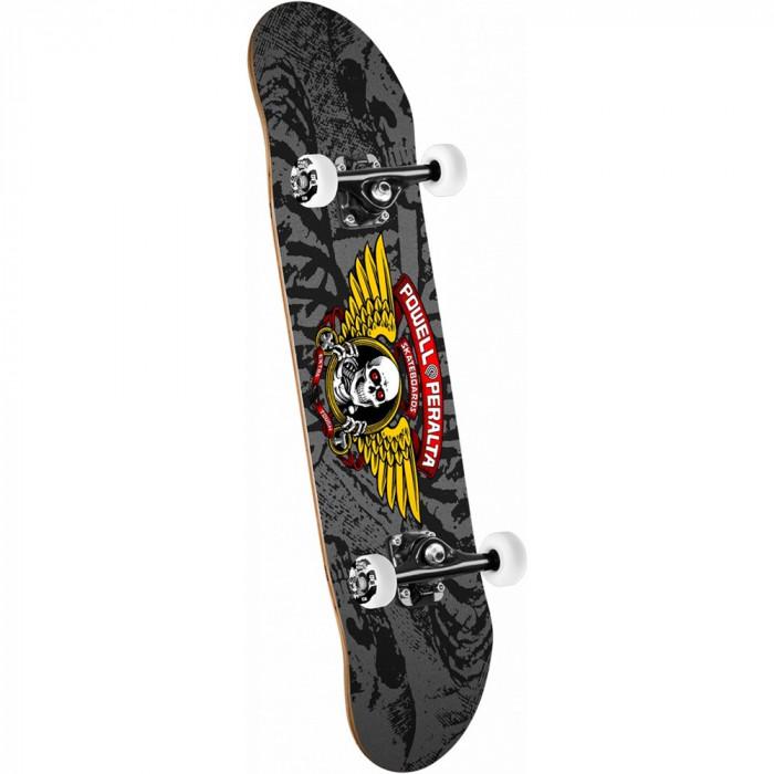 Skateboard Powell Peralta Winged Ripper 32.125X8'' Black/Gray