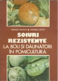AS - BRANISTE N. - SOIURI REZISTENTE LA BOLI SI DAUNATORI IN POMICULTURA