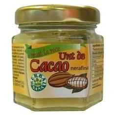 Unt Cacao Crud Hebavit 40gr Cod: 27530