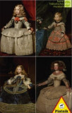 Cumpara ieftin Puzzle Piatnik - 1000 de piese - Velasquez - Spanish princesses