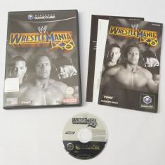 Joc consola Nintendo Gamecube - Wrestle Mania X8