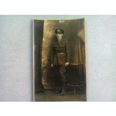 FOTOGRAFIE TIP CARTE POSTALA, MILITAR, ANII '20
