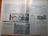 """ziarul tineretul liber 25 aprilie 1990- articolul """" la orizont crima politica? """""""