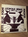 JERTFE NEGRE. POEME-LEOPOLD SEDAR SENGHOR