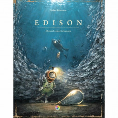 Edison. Misterul comorii disparute/Torben Kuhlmann, corint