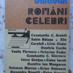 ROMANI CELEBRI - ROMULUS BALABAN