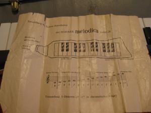 CLAVIETA HOHNER MELODICA PIANO 26 - 40 CM