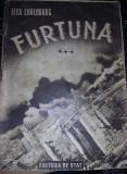 CARTE veche,Ilya Ehrenburg - FURTUNA - 3 volume -ed 1949,T.GRATUIT