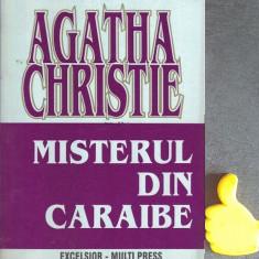 Misterul din Caraibe Agatha Christie