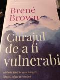 CURAJUL DE A FI VULNERABIL - BRENE BRIWN, CURTEA VECHE,  2019,300 PAG