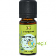 Ulei Esential de Portocale Dulci Ecologic/Bio 10ml