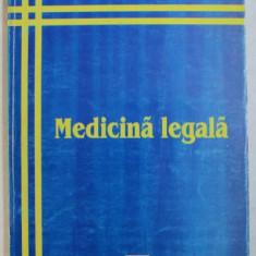 MEDICINA LEGALA de MARIUS POPA , 2008