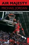 Air Majesty. Michael Jordan | Emil Hossu-Longin