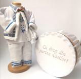Cumpara ieftin Set Traditional Botez Baiat - Costumas + Cutie