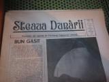 nr 1 an 1 an 1990 steaua dunarii ziar liberal h 26