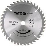 Disc circular pentru lemn 170 x 16 x 2.2 mm Yato YT-60583