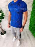 Tricou slim fit polo -  tricou barbati - tricou fashion - A5362