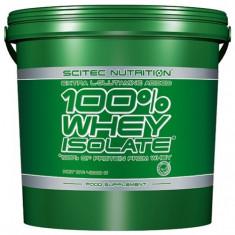 100% Whey Isolate, 2000 g, ciocolata