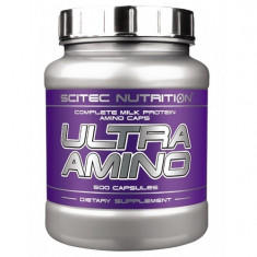 Ultra Amino, 500 capsule