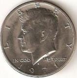 Lot 0,50 $ USA x 5 bucati - circulati