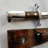 CUTIT-BAIONETA MILITARA DE LUPTA -ELVETIA -perioada fabricatiei 1892-1958