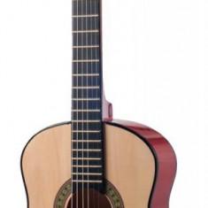 Chitara acustica Woodyland din lemn
