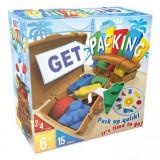 Joc de societate Get Packing, 2-4 jucatori, 6 ani+