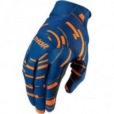Manusi motocross Thor Void Plus Circulus albastru/portocaliu marime M Cod Produs: MX_NEW 33303458PE
