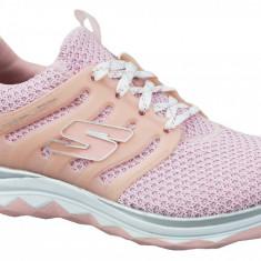 Pantofi sport Skechers Diamond Runner 81561L-LTPK pentru Copii, 31 - 33, 33.5, 34 - 36, 38, Roz