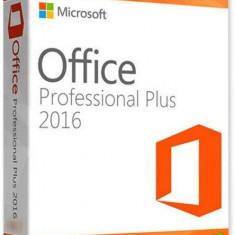 Microsoft Office 2016 Professional Plus Licenta Lifetime