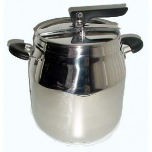 Oala sub presiune inox 17l Handy KitchenServ