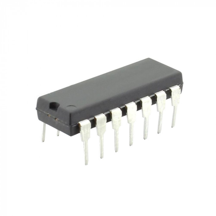 Circuit integrat, DIP14, Analog Devices (Linear Technology) - LT1491ACN#PBF